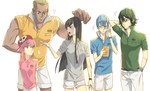 KLK:Student Council by cosom