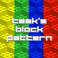 task's block pattern by task-redshade