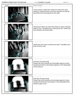 DarkStar's Insanity Storyboards Page 1 by AmzyTheChangeling