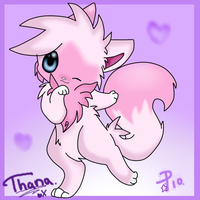 .:T h a n a:. by ToxiicClaws