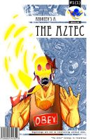 The AZTEC fake cover by Toxandreev