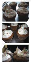 Colore Cupcakes by Meg-swan