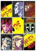Watchmen by VigStarmax