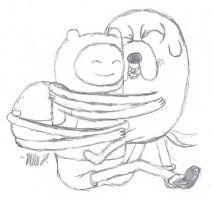 Jake: The King of Hugs by superskeetospro