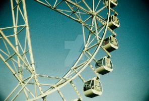 ferris wheel 2.. by inamoka