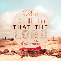 The day the Lord has made. by Grace-like-rainx