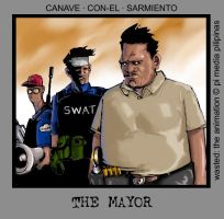 MAYOR by darthleur