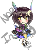 1st Adoptable - SOLD by In3ity