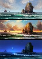 Time of day training by lepyoshka