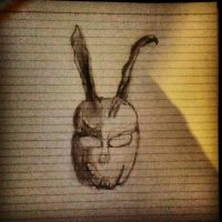 Unfinished: A stupid bunny suit... by joebentley10