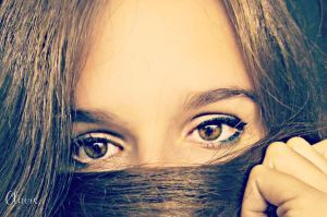 eyes by HanneClaire