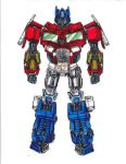 Moviefied G1 Optimus by Jochimus