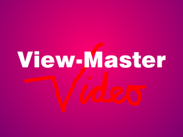The View-Master Video Logo by MikeEddyAdmirer89