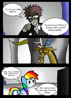 My Little Dashie II: Page 163 by NeonCabaret