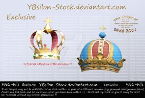 Crowns by YBsilon-Stock