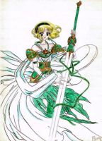 Fu The Magic Knight by MurasakiChibiNeko