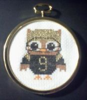 New Orleans Saints Hootie by jeania85