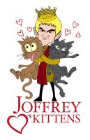 Joffrey Loves Kittens by Rewind-Me