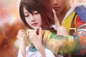 Final Fantasy X - Arigatou... by nyaomeimei