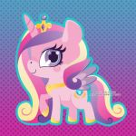 Princess Cadence by Miss-Glitter