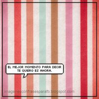 Imagenes con frases by chica-bionica