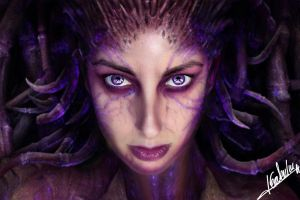 Kerrigan Makeup by Chuchy5
