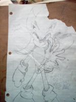 super Sonic on weed by Sparks789462