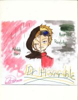 Dr. horrible- truth by Dreamer-Alicia