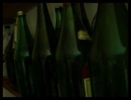 Sardegna 2004 - Bottles by Aless1984
