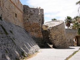 Castle by archaeopteryx-stocks