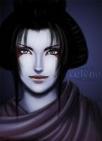 Sessha's Smile by celyne
