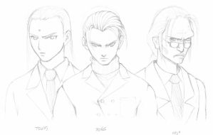 Shinra Banner Sketch by capnfuffy