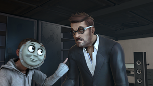 LIFE IS STRANGE ep5 leaked picture by Dr-dash