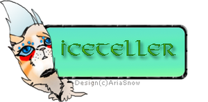 Iceteller Banner 1 by AriaSnow