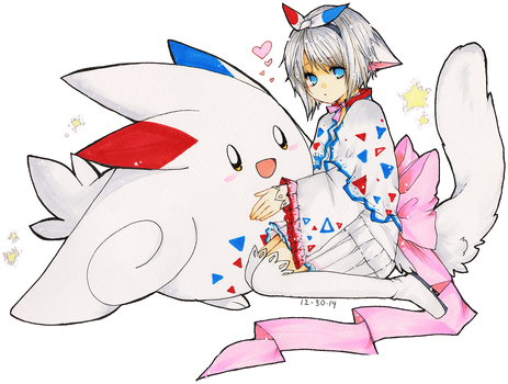 [F] Togekiss by LavenderIced