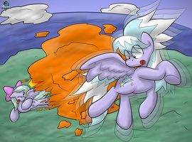 What Kind of Cloud Is This!? by GamefreakDX