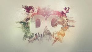 DC wallpaper by iEvgeni