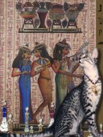 Bastet by otterling