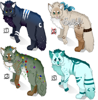 Scenery Adopts by Sadbloom
