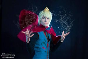 Elsa Cosplay (Male Version - Elias) - Freedom by DakunCosplay