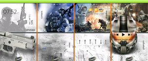 Modern Warfare 3 COD by niteowl360