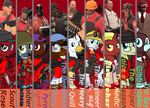 TF2 Analysis Wallpaper-Version Star Search by Zecter-the-Hedgehog