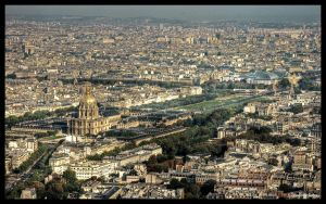 Paris view WP - 2 by superjuju29