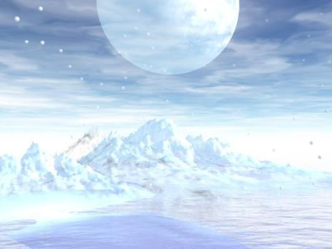 icey moon by pureXXevil020