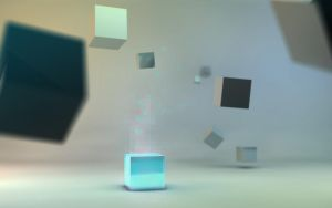 Cube Blur0076 New by Only-unnamed