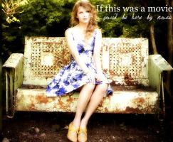 Taylor Swift Background 7 by SingWriteDraw