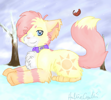 Dont forget your winter coat by HollieBollie