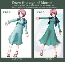 -meme- Before and After by Yytru