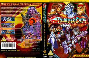 Thundercats dvd 3 by cutnpaste-since2011