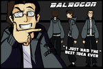 BALLS TO THE WALLS by balrogon